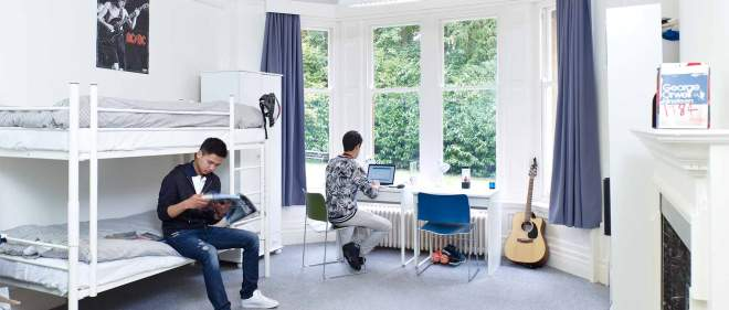 university student accomodation